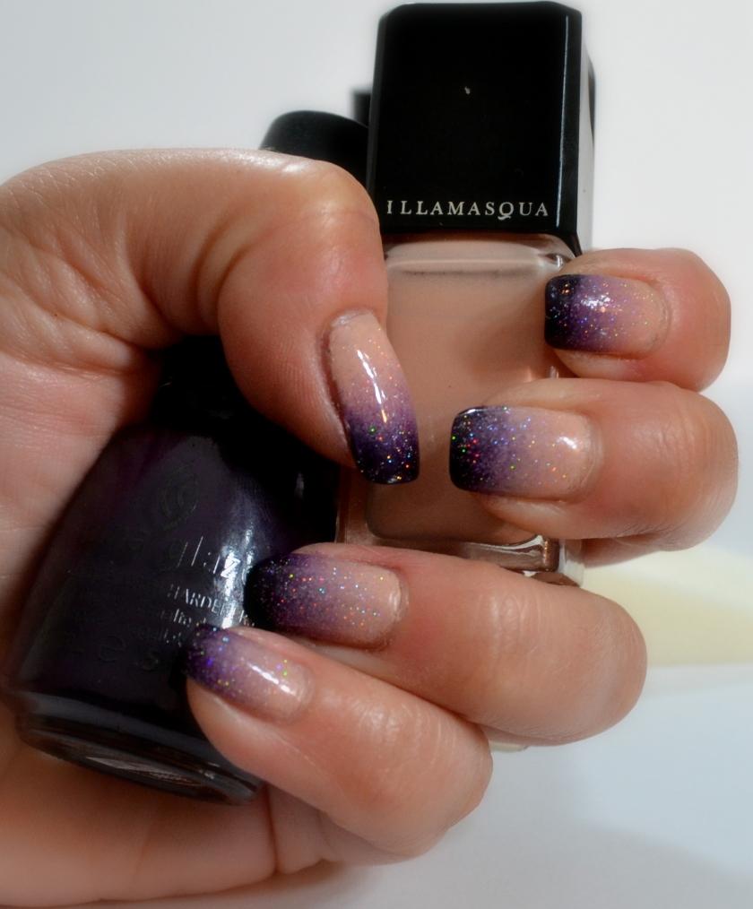 fade purple 3