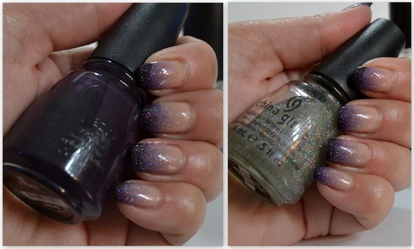 fade purple