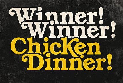 winner-sign
