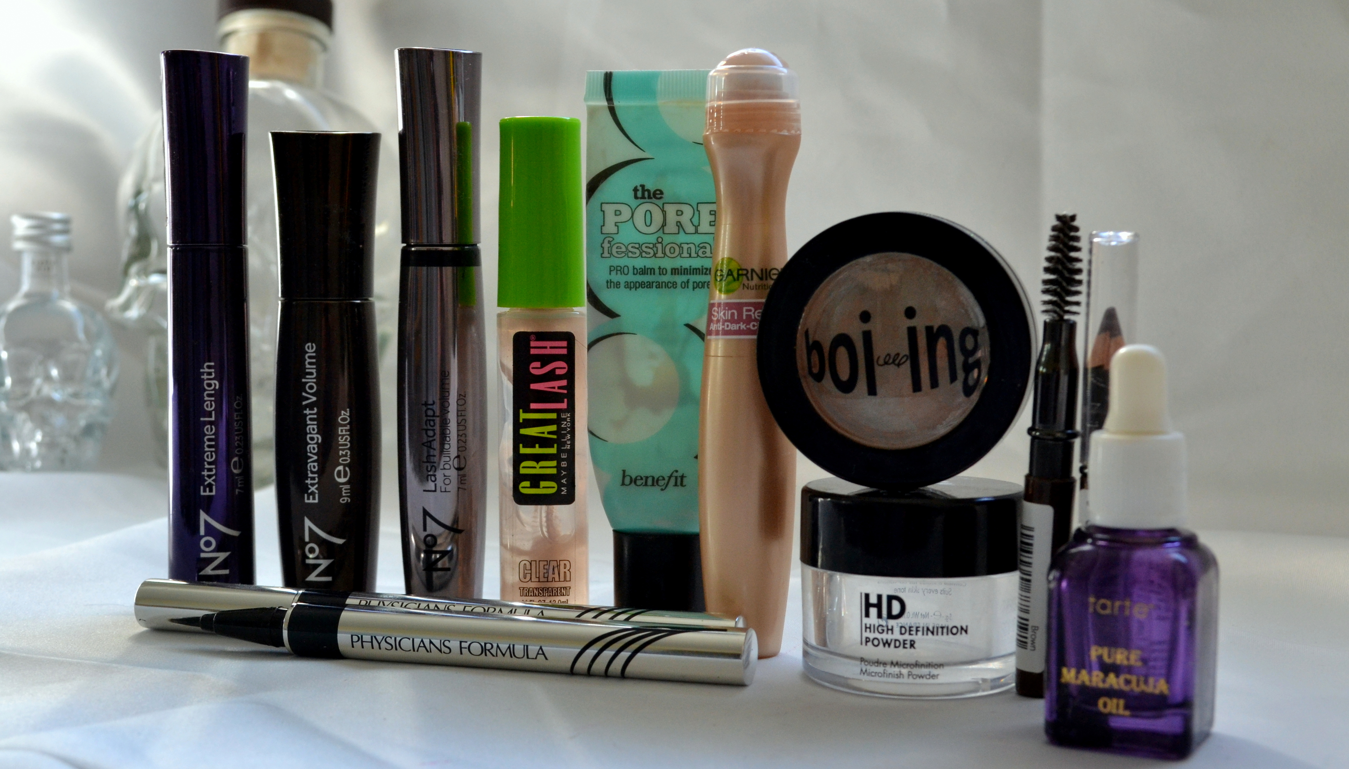 Reviews For Empties: Makeup – Llewsoba