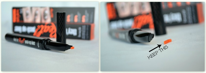 Push Up Liner Orange Stopper