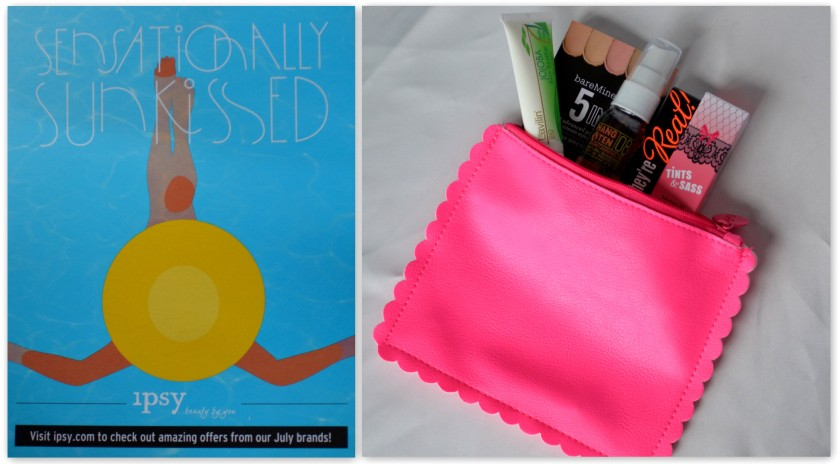 July 14 Ipsy Cover