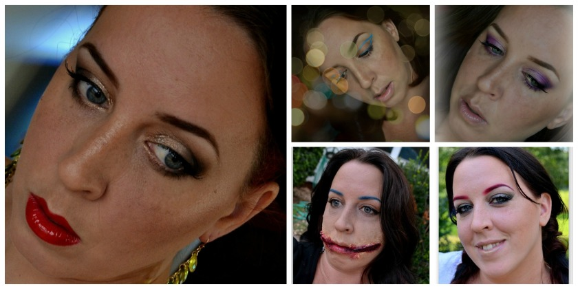 Makeup Story Collage