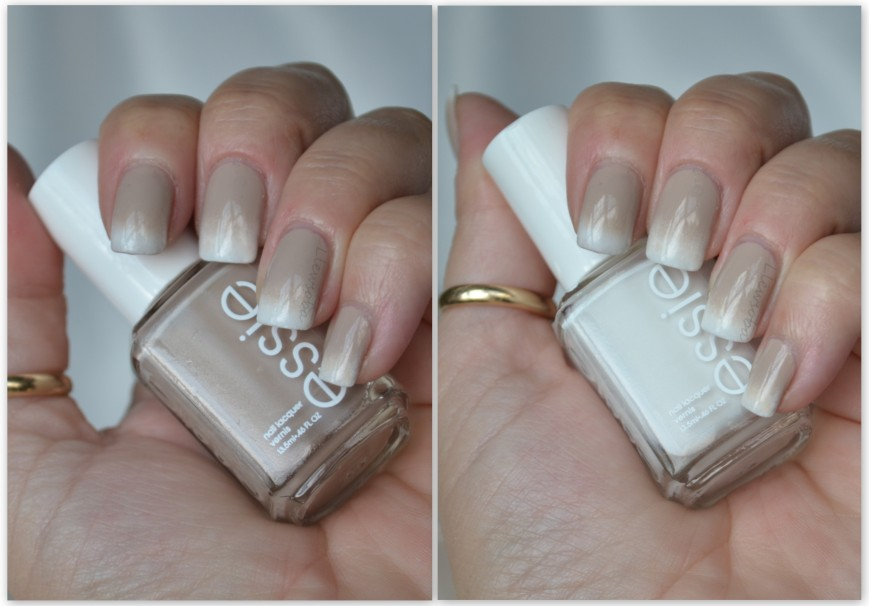 Toasted Marshmallow Essie Nails