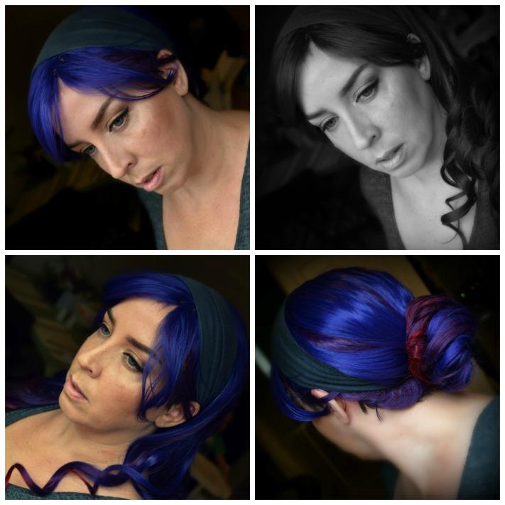 Purplewinged